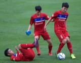 Xuân Trường và vai trò thủ lĩnh ở U23 Việt Nam