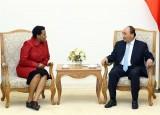 PM asks for enhanced Vietnam-South Africa trade