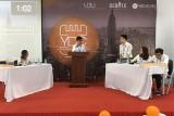 Trường đại học Việt Đức: Tổ chức cuộc thi Young Debate Championshi