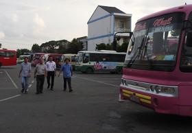 Passenger transportation enterprises hustle to service Tet