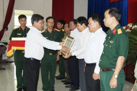 UBND tỉnh tổng kết công tác diễn tập khu vực phòng thủ
