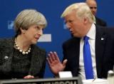 Căng thẳng chính trị giữa hai bờ Đại Tây Dương