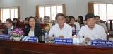 Thị ủy Thuận An tổ chức hội nghị Ban Chấp hành Đảng bộ thị xã lần thứ 14 khóa XI
