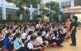 Liên đội tiểu học Tân Bình (TX.Dĩ An): Nói chuyện chuyên đề Ngày thành lập Quân đội nhân dân Việt Nam