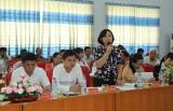 Huyện Bàu Bàng: Tập trung xây dựng hệ thống chính trị vững mạnh