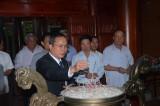 Lãnh đạo tỉnh thăm, chúc mừng Quân đoàn 4 nhân Ngày thành lập Quân đội nhân dân Việt Nam