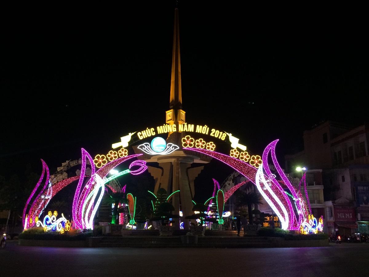 noel 2018 o binh duong Không khí Noel tràn ngập phố phường   Báo Bình Dương Online noel 2018 o binh duong