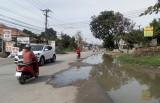 Sớm đầu tư nâng cấp tuyến đường Bình Chuẩn - Tân Phước Khánh