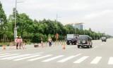 Kiểm tra công tác bảo đảm an toàn giao thông trên địa bàn TP.Thủ Dầu Một