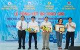 Trao giải hội thi sáng tạo kỹ thuật tỉnh Bình Dương lần thứ VII