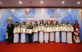 Đồng hành cùng giải thưởng Khoa học công nghệ Thanh niên Quả Cầu Vàng năm 2017