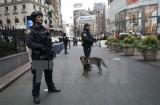 New York siết chặt an ninh ở Quảng trường Thời đại trong đêm Giao thừa