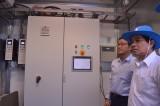 Kiểm tra Dự án xử lý chất thải tại Khu Liên hợp xử lý chất thải Nam Bình Dương