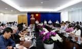 Tọa đàm về định hướng và giải pháp phát triển hệ sinh thái khởi nghiệp tỉnh Bình Dương