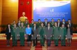 Lễ chuyển giao và ra mắt Cục Gìn giữ hòa bình Việt Nam