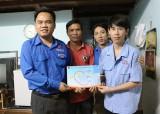 Căn phòng mơ ước: Giúp thanh niên công nhân ổn định cuộc sống