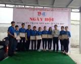Huyện đoàn Bắc Tân Uyên tổ chức ngày hội đoàn viên thanh niên khu ấp