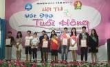 Hội thi Nét đẹp tuổi hồng năm học 2017-2018