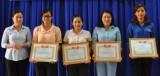 Hội LHPN TX.Thuận An:  Tổng kết công tác hội và phong trào phụ nữ năm 2017
