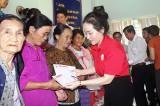 Hội Chữ thập đỏ tỉnh: Huy động các nguồn lực chăm lo tết cho người nghèo