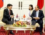 Tiếp tục đưa quan hệ chính trị hai nước Việt Nam-Lào đi vào chiều sâu