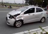 Bò thả rong băng qua đường gây tai nạn với xe ô tô: Chủ xe ô tô đi đòi lại xác con bò