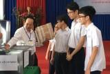 54 học sinh dự thi học sinh giỏi quốc gia