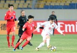 Việt Nam thua ngược Hàn Quốc ở trận mở màn U23 châu Á