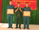 Phường Hòa Phú (TP.Thủ Dầu Một): Chủ động trong giữ gìn an ninh trật tự địa bàn