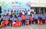 320 gifts given for disabled children
