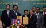 Laos, Cambodia discuss security matters