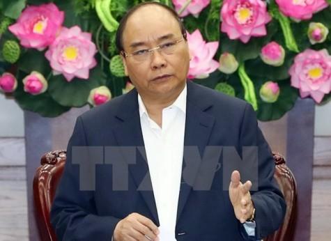 Thủ tướng chỉ đạo tập trung thực hiện nhiệm vụ kinh tế-xã hội 2018