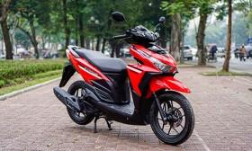 Honda Vario 125 đời 2018 đầu tiên về Việt Nam