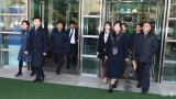 North Korea delegates arrive in Seoul for pre-Olympics inspection