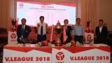 Becamex Bình Dương gặp HAGL vòng đấu khai mạc V-League 2018