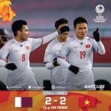 Thắng luân lưu kịch tính, U23 Việt Nam vào chung kết U23 châu Á