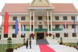 Việt Nam xây tặng tòa nhà chỉ huy Bộ Tư lệnh Lục quân Campuchia