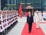 Chủ tịch nước dự kỷ niệm 70 năm Lực lượng Hậu cần-Kỹ thuật CAND