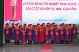 Trường Đại học Thủ Dầu Một trao bằng tốt nghiệp thạc sĩ khóa I