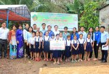Hội đồng Đội tỉnh: Khởi công xây dựng nhà khăn quàng đỏ