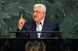 Tổng thống Mahmoud Abbas và con đường chính trị nhiều chông gai