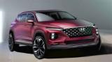 Hyundai Santa Fe thế hệ mới lộ diện