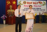 Câu lạc bộ Hưu trí tỉnh: Họp mặt kỷ niệm 88 năm ngày thành lập Đảng Cộng sản Việt Nam