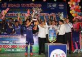 B.Bình Dương vô địch BTV Cup lần thứ 18