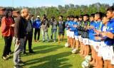 HLV Park Hang-seo trăn trở với bóng đá trẻ Việt Nam