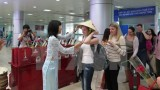 2017年接待外国游客量是越南旅游业前所未有的发展奇迹