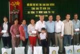 Hội Bảo trợ người khuyết tật, trẻ mồ côi và bệnh nhân nghèo tỉnh: Trao quà tết cho người khuyết tật