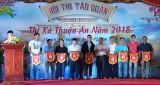 Hội thi Táo Quân TX.Thuận An năm 2018: 10 đội tham gia