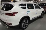 Hyundai Santa Fe thế hệ mới xuất hiện ở showroom