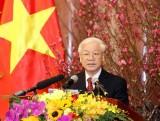 Tổng Bí thư: Chung sức đồng lòng, vững bước trên con đường đổi mới